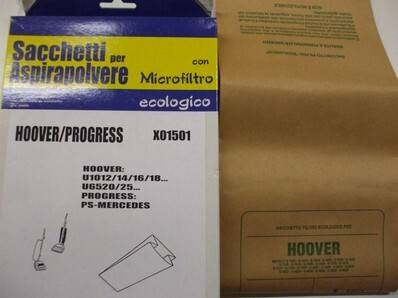 HOOVER X01501